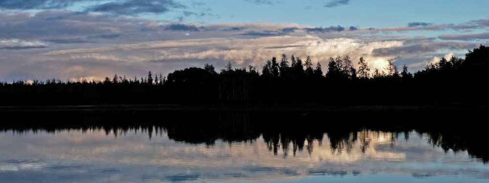 wide lake shot